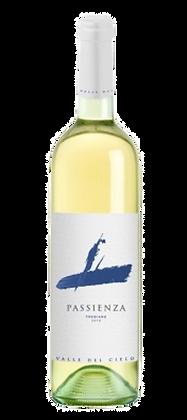 """Valle del Cielo """"Pazienza"""" White Wine 2017"""