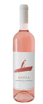 "Valle del Cielo ""Gioia"" Rosé Wine 2017"