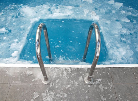 Your Pool in Winter
