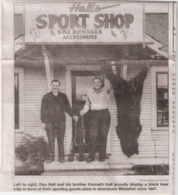 Hall's Sport Shop