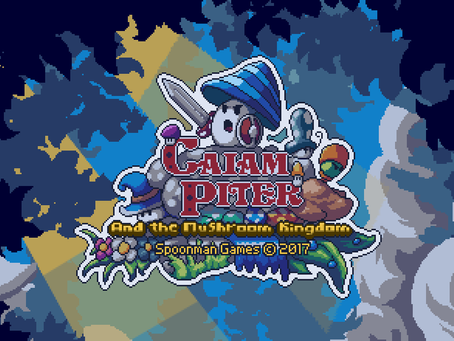 Reseña: Caiam Piter And The Mushroom Kingdom