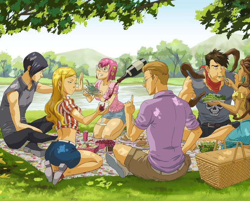 picnic_raro_by_karladiazc-d72f5eq