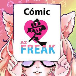 Portada Comic AiFreak