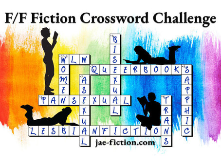 The F/F Fiction Crossword Challenge!