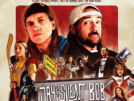 Here's the Punchline: A Queer Fan's Hopes for the Jay and Silent Bob Reboot