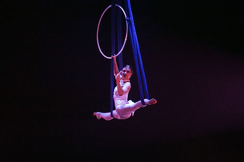 The Aerialist - Score and Parts