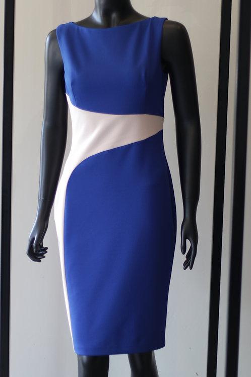 Rina S20 Blu China Nude Dress