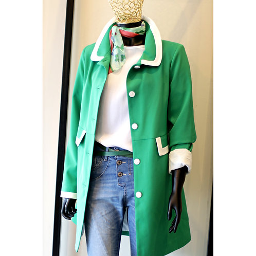 HIPPO S20 Twiggy Green Coat
