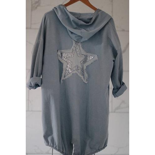 CAR S20 Blue star jacket 616