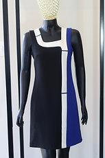 W20 Import Yesterday Blue Dress