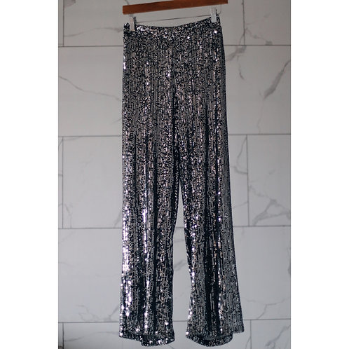 PROG W20 Silver sequence pants