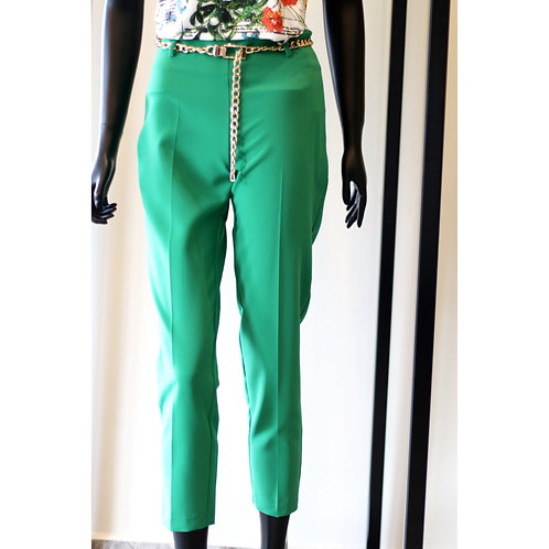 Rina S20 Verde Green Pant
