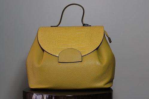 W20 Import Dolarro Yellow Leather