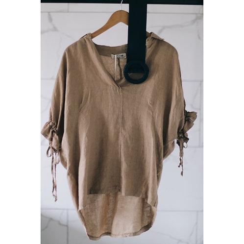 ANT S20 Sand Linen Shirt
