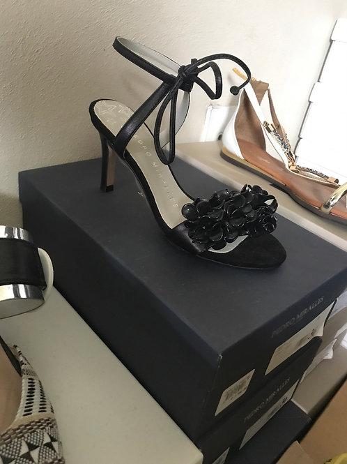Ped S19 Stella Black Shoe 683