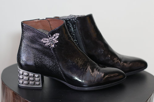 W20 Import Nadia Black Boot