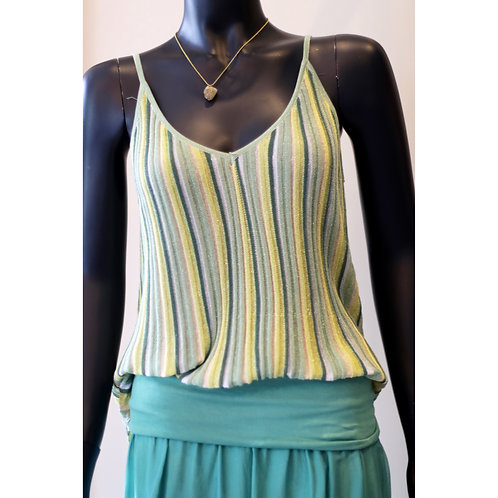 PROG S20 Green Stripe Top 116