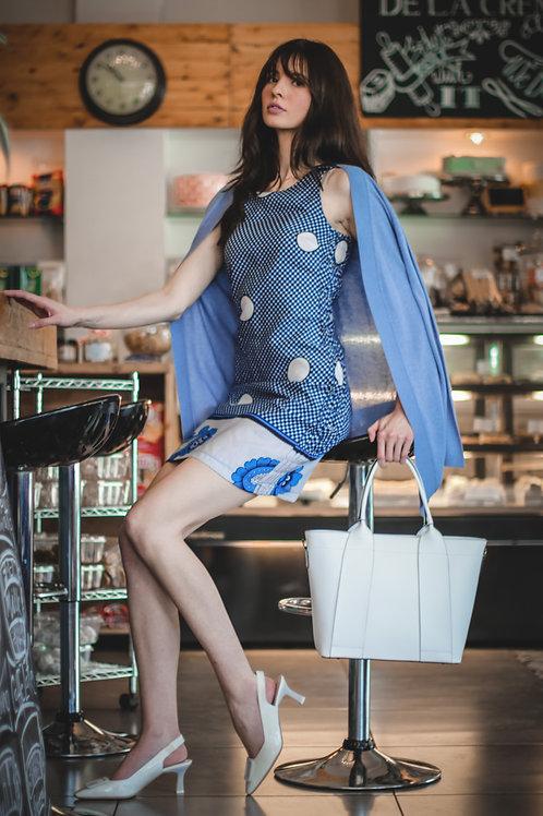 HIPPO S20 Blue Smoke Wax Dress