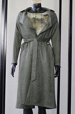 W20 Import Green Military Coat