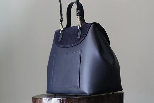 W20 Import Camoscio Leather Bag