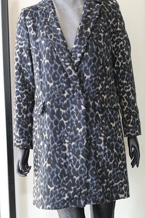 W20 Import Leopard Coat