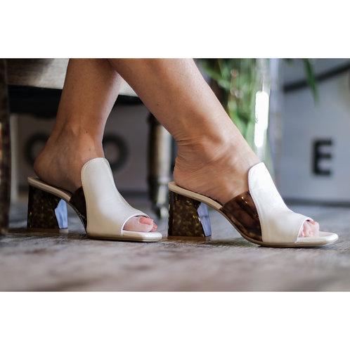 HISP S20 Praga White Shoe