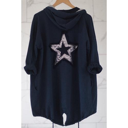 CAR S20 Navy star jacket 616