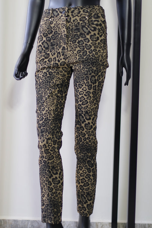 W20 Import Poppy Leopard Pant