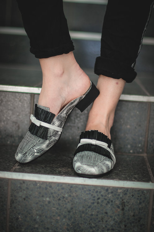 HISP S20 Viena Black Shoe