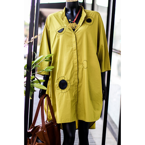 BEL S20 CHARTREUSE Dress 088