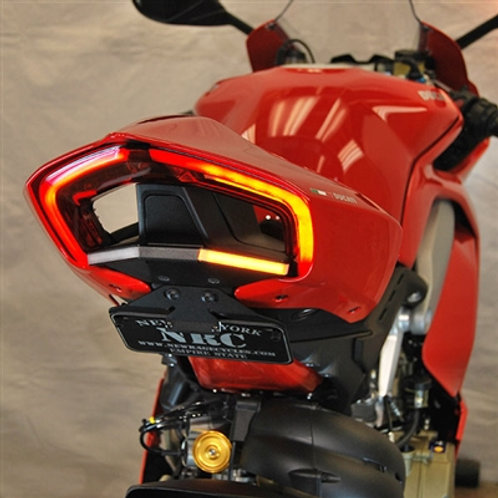 NEW RAGE CYCLES - V4 - STREETFIGHTER & PANIGALE FENDER ELIMINATOR(TAIL TIDY)