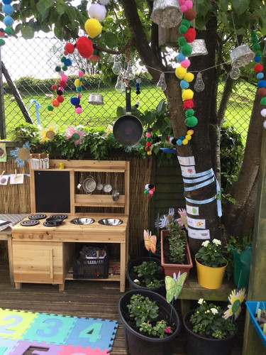 Our lovely garden