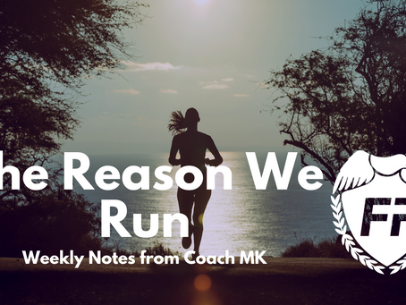 The Reason We Run