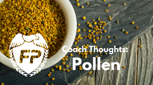 Pollen makes running and training hard