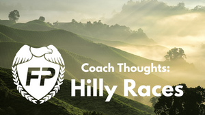 Hilly Marathon Courses and How To Prepare