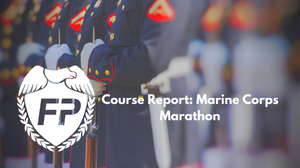 Marine Corps Marathon Course Report Race Strategy