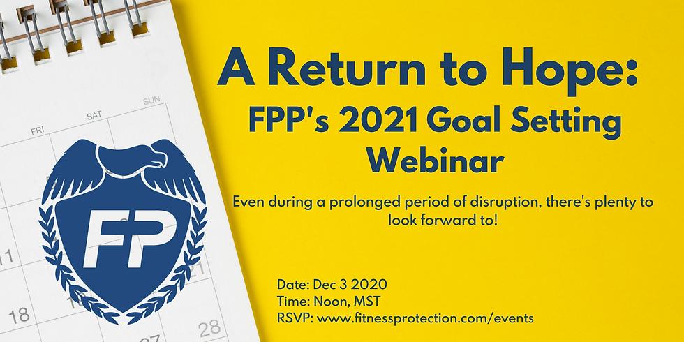 2021 Planning & Goal-Setting
