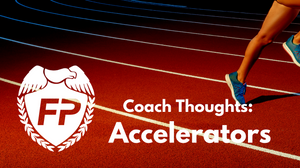 what are accelerators? how do you do an accelerator running drill?
