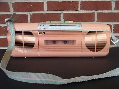 The Sharp Tape Deck that lived under my bed