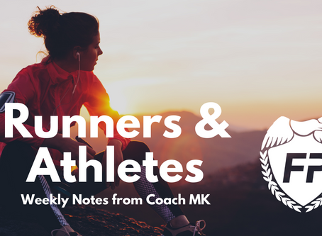 Runners & Athletes