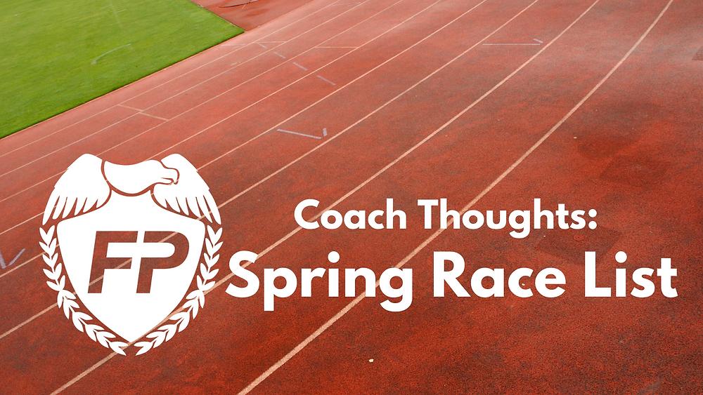spring races Denver road running marathon half marathon