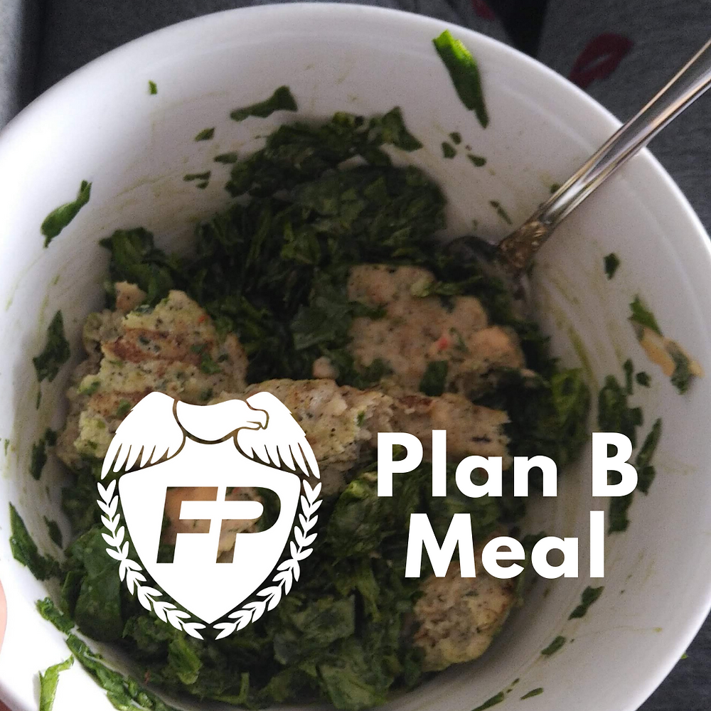 Plan B Meal Coach MK Fitness Protection