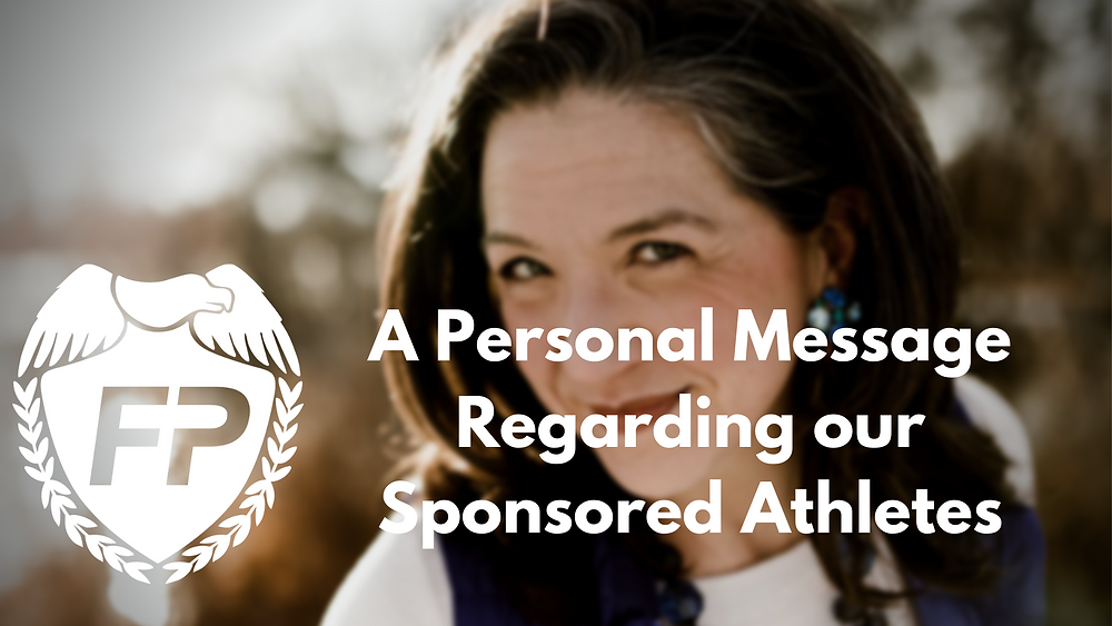 Coach MK, Mary-Katherine Fleming, sponsored athlete, transgender athlete
