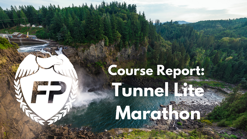 Tunnel Marathon Snoqualmie Pass