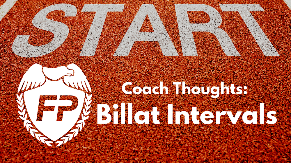 billat intervals billat training coach mk marathon fitness protection