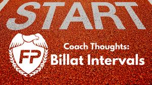 billat intervals billat training coach mk marathon fitness protection