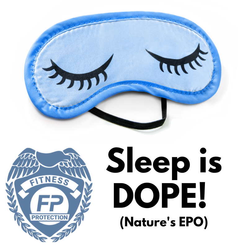 Sleep is Dope, Runner Doping,