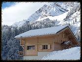 Vue Calmos Chalet du Col des Aravis