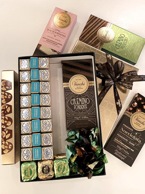Gianduja collection