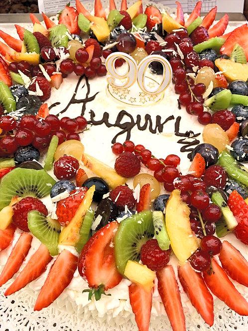Crostata di Frutta personalizzata